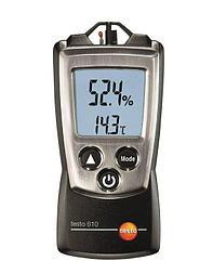 Testo 610 - Прибор для измерения влажности/температуры