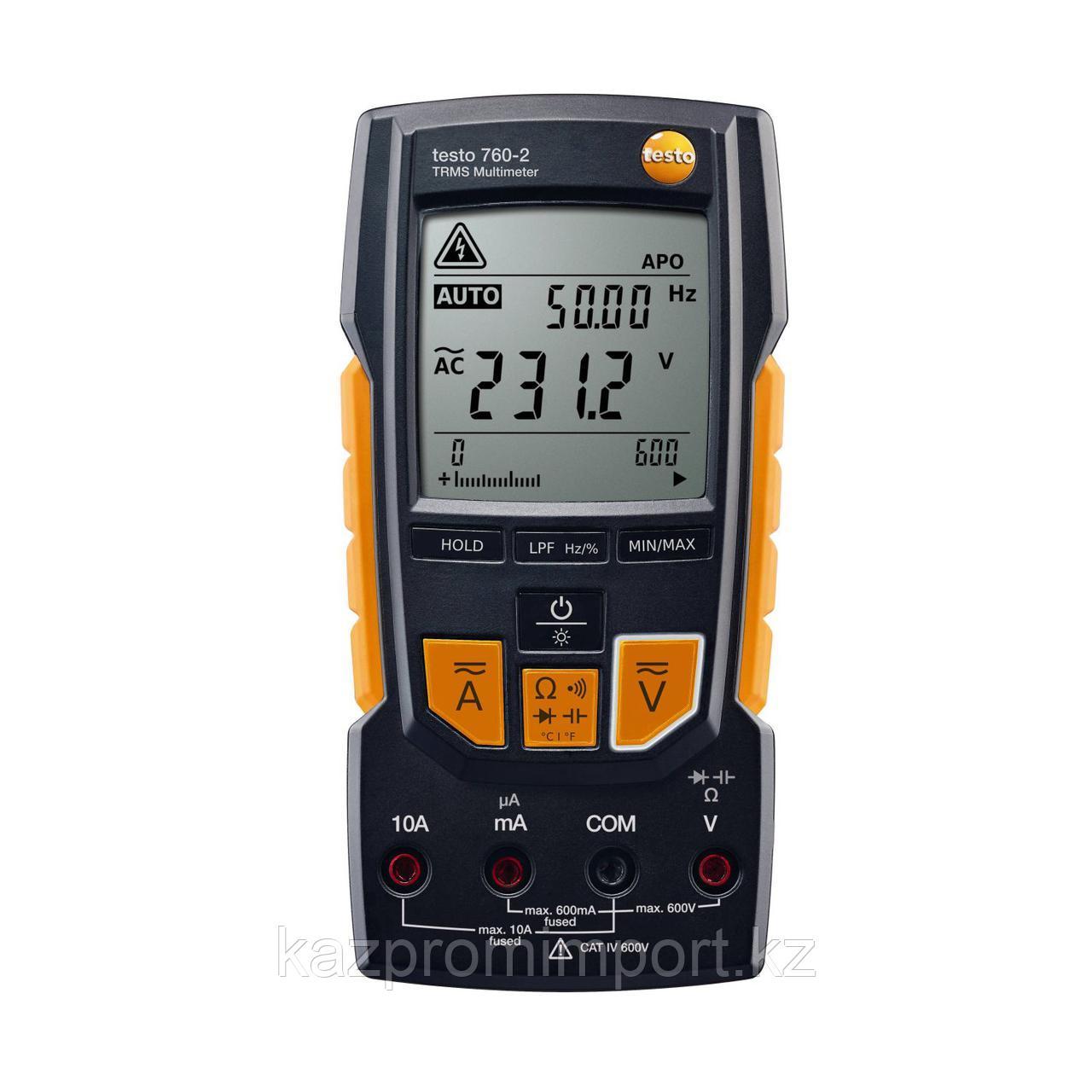 Testo 760-2 - Цифровой мультиметр