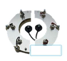 """""""Диодный мост генераторов Stamford HC6/HC7 Запчасти генераторов Stamford HC6/HC7."""", фото 2"""