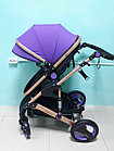 Детская коляска трансформер Belecoo, фото 4