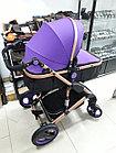 Детская коляска трансформер Belecoo, фото 5