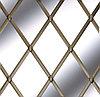 Свинцовая лента Brass Satin (Decra) — 9 мм/50 метров