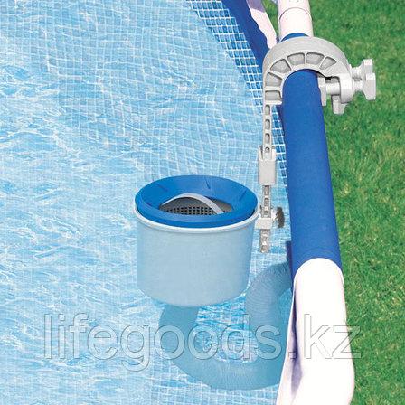 Скиммер для сбора мусора с поверхности бассейна, Intex 28000, фото 2