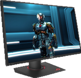 "Монитор Asus ROG SWIFT PG279Q\27"" IPS 2560x1440 165Hz\G-Sync 16:9\4ms 350cd/m2\1K:1\Speak HDMI\DP\USB\Black"