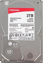 "TOSHIBA HDWD130UZSVA Жесткий диск HDD 3Tb SATA 3.5"""