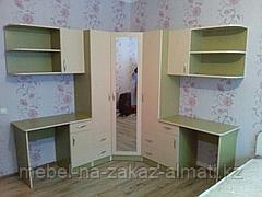 Шкафы угловые на заказ, фото 2