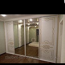 Встроенные шкафы на заказ Алматы, фото 3