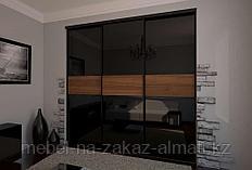 Встроенные шкафы на заказ Алматы