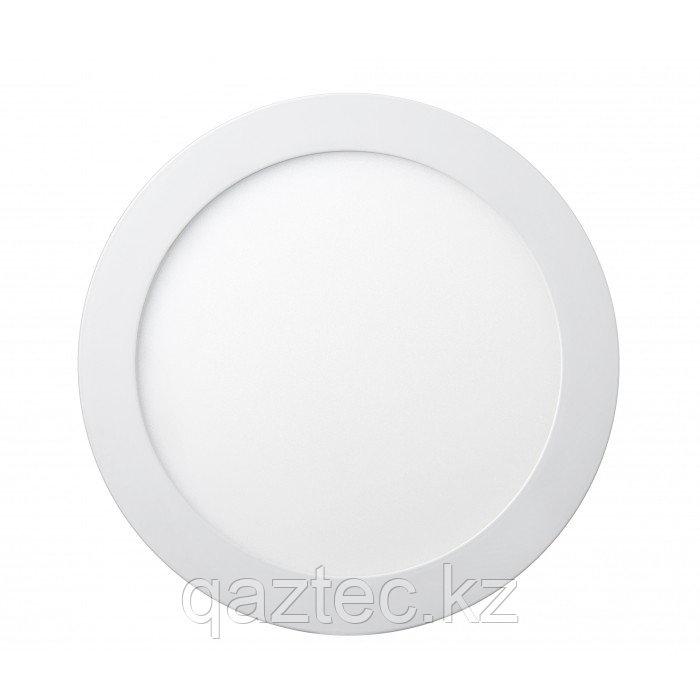 Светодиодная панель круглая накладная 18W