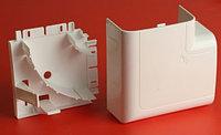 DKC Угол плоский 90х50 мм
