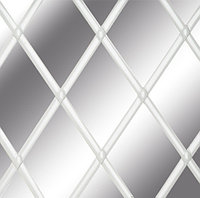 Свинцовая лента White (Decra) — 6 мм/50 метров