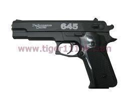 Игрушечный пневматический пистолет airsoft gun K-6A