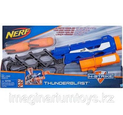 Бластер NERF N-strike «Ракетница»