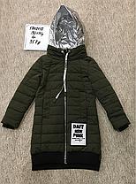 Куртки и ветровки для подростков