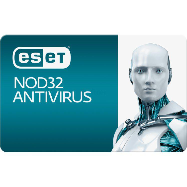 ESET NOD32 START PACK Антивирус - электронный ключ на 1 год на 1ПК