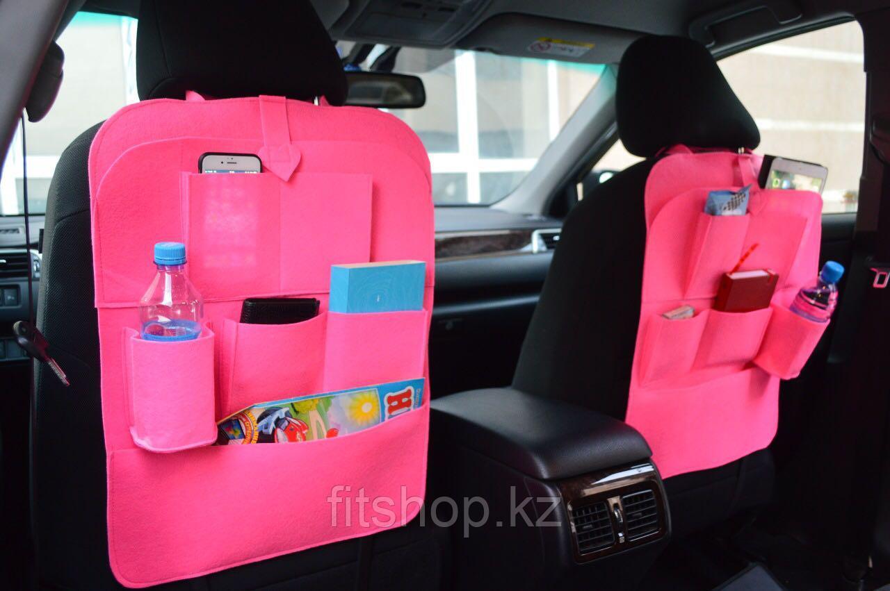 Автомобильный органайзер на сиденье