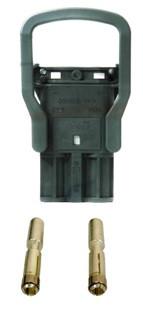 Разъем (коннектор) Rema Euro 320А для аккумуляторов