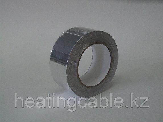Скотч фольгированный алюминиевый , фото 2