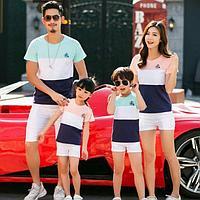 Одинаковые футболки для семьи (детские)