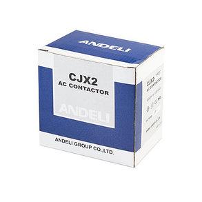 Контактор ANDELI CJX2-D80 AC 220V, фото 2