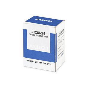 Реле тепловое ANDELI JR28-25 D1308 (2,5-4А), фото 2