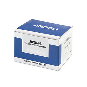 Реле тепловое ANDELI  JR28-93 D3359 (48-65А), фото 2