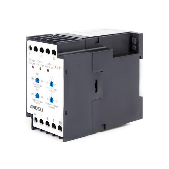 Реле контроля фаз и напряжения ANDELI XJ11