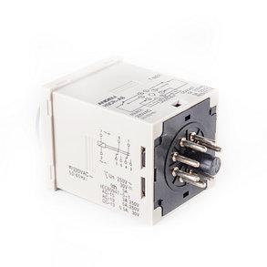 Реле времени ANDELI H3СR-A8 (0.5 sec-300 hrs) AC 220V, фото 2