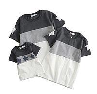 Одинаковые футболки для всей семьи - стиль Family Look