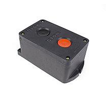 Пост кнопочный Deluxe ПКЕ-212-2 пуск-стоп, фото 2