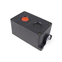 Пост кнопочный Deluxe ПКЕ-212-2 пуск-стоп, фото 3