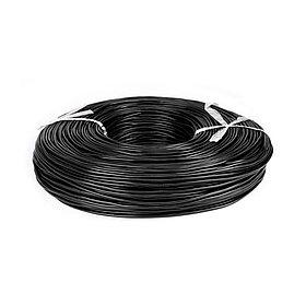 Провод монтажный iPower RV 1х0.5 чёрный