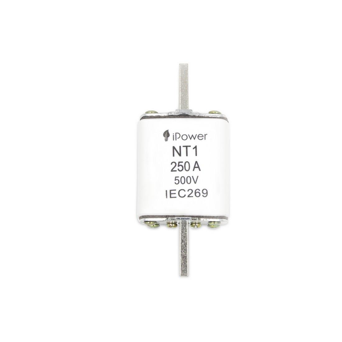 Предохранитель плавкий iPower NT1 250A