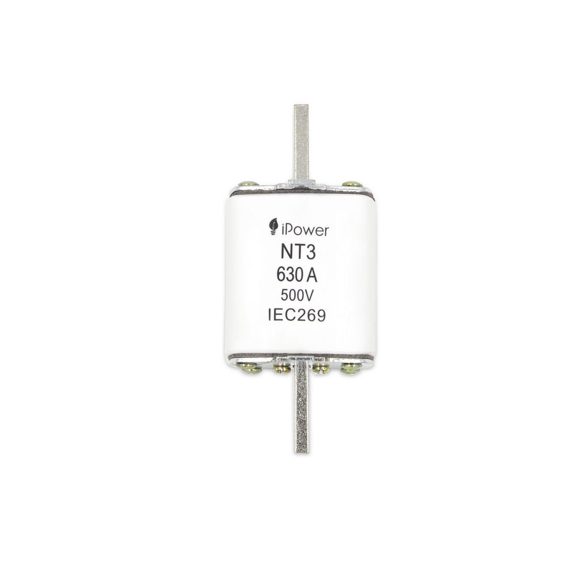 Предохранитель плавкий iPower NT3 630A