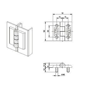 Навес для шкафов Deluxe JL 218-2А, фото 2