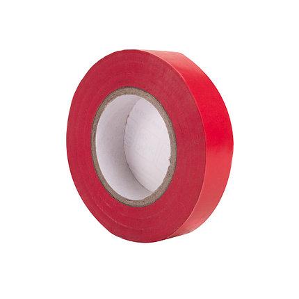 Изолента Deluxe ПВХ 0,13 х 15 мм (красная), фото 2