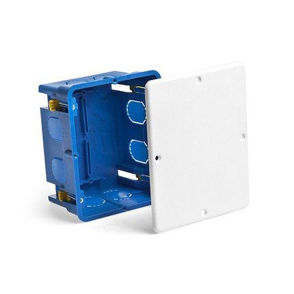 Коробка распаячная ГСК для скрытой проводки ТYCO 10177, фото 2