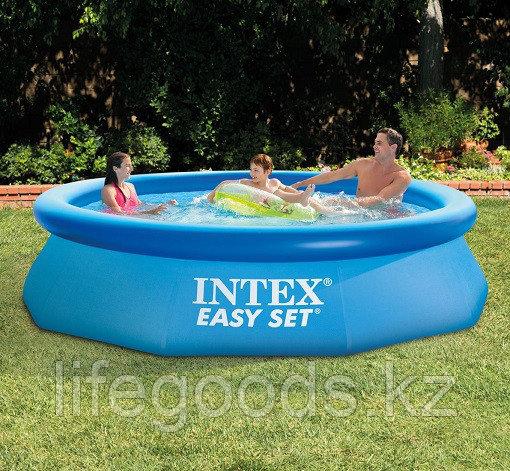 Круглый надувной бассейн 305х76см, Intex 28120 - фото 1