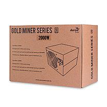 Блок питания Aerocool Gold Miner 2000W, фото 2