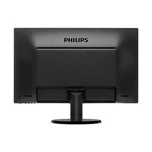 """Монитор 23,6"""" PHILIPS 243V5QSBA/01 Чёрный, фото 2"""