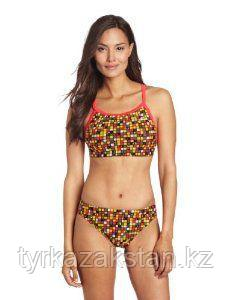 Купальник TYR Check Diamondfit Workout Bikini 639 - фото 1