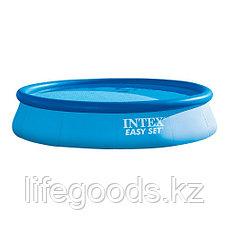 Круглый надувной бассейн 366х76см, Intex 28130, фото 3