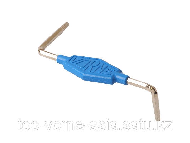 Ключ регулировочный 4 мм со звездочкой