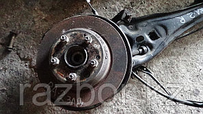 Тормозной диск правый задний Honda Odyssey
