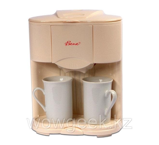 Кофеварка Bene F11-BN, 600 Вт, капельная