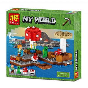 """Детский конструктор """"My World"""""""