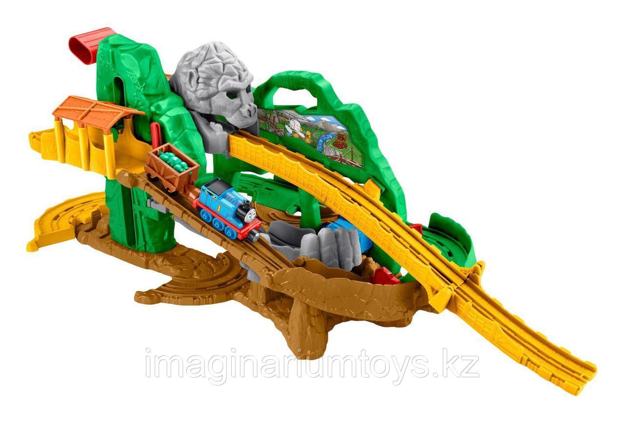 Железная дорога с паровозиком Томасом «Thomas Jungle Quest»