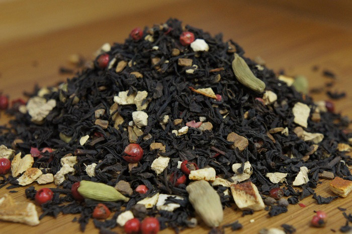 """Чай черный с добавками """"Пряный"""" Германия, 500 гр."""