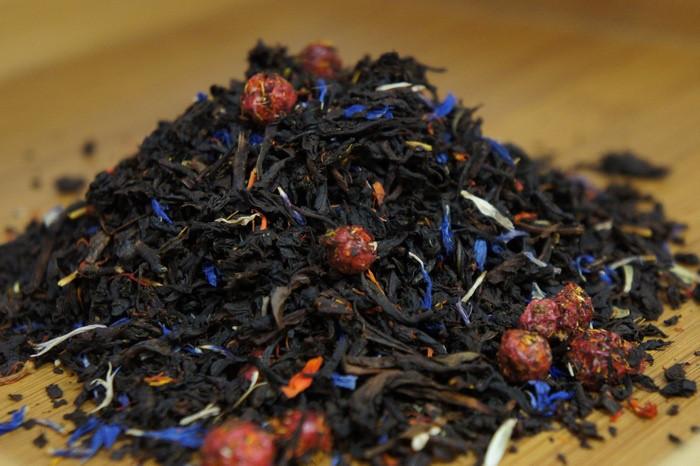 """Чай черный с добавками """"Граф Орлов"""" Германия, 500 гр."""