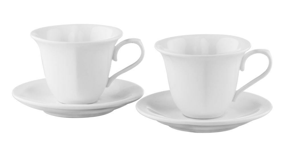 Кофейный набор «Сердце» на 2 персоны